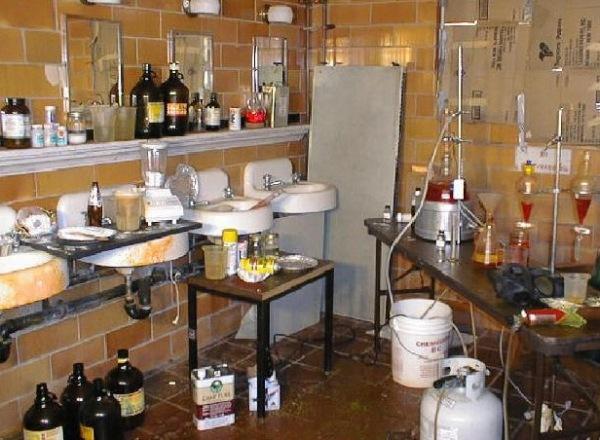 Лаборатория в домашних условиях