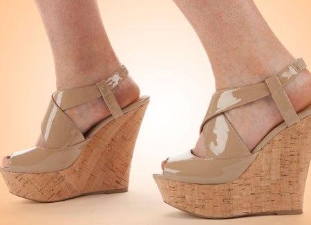 """Туфли на платформе препятствуют естественной биомеханике ходьбы - """"ЗдравКом"""""""